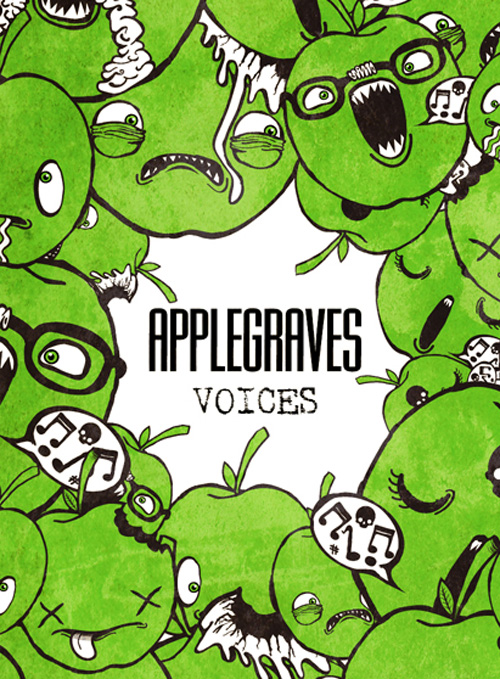 applegraves voices mini ep design close up